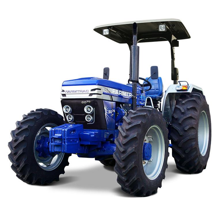 Farmtrac 6075 Tractor Afritractors